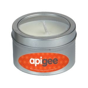 3.5 oz. Scented Candle in Small Window Tin